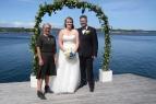 Heidi, Anne og Petter