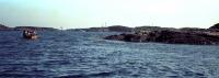 Snekke ved V.Sandøya
